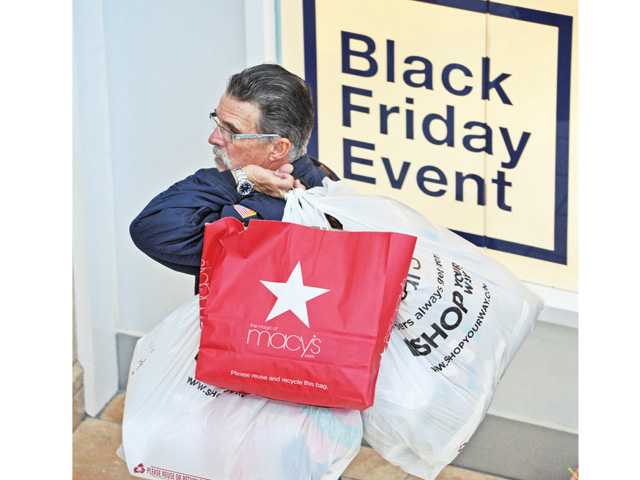UPDATE: Retailers encouraged by Black Friday response