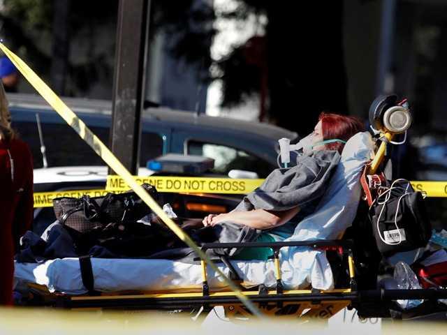 9 go to hospitals after California train problem