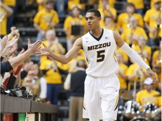 Missouri upsets No. 18 UCLA 80-71