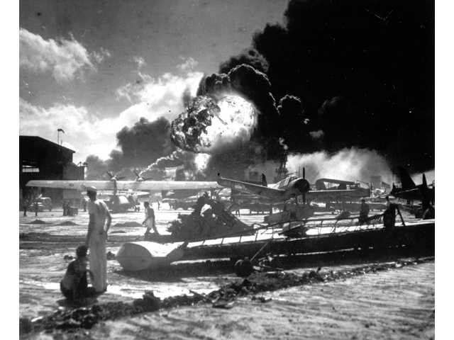 A Santa Clarita Valley resident recalls Pearl Harbor