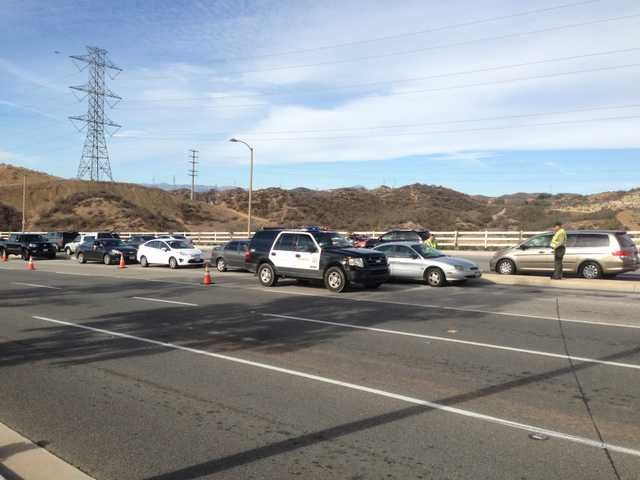 UPDATE: Strong law-enforcement presence keeps traffic moving during Paul Walker-Roger Rodas memorial