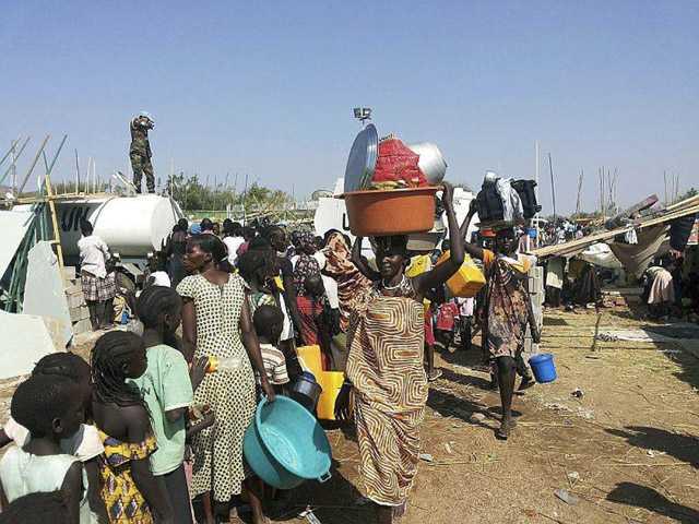 Govt: 500 killed in South Sudan violence