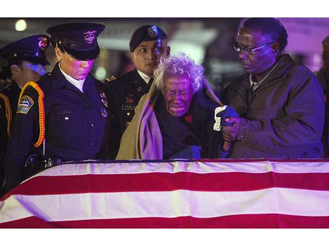Remains of US soldier lost in Korean War come home