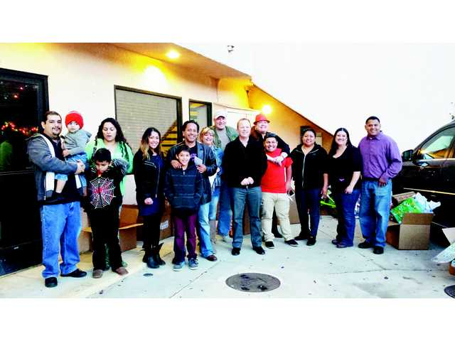 Val Verde families adopted for the holidays