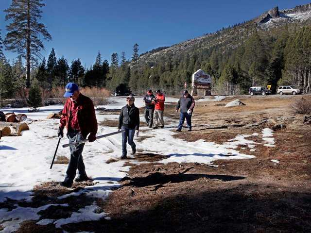 Dry winter leads to precautions in California