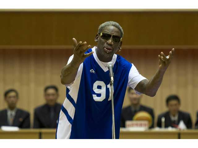 Rodman apologizes for comments on jailed American