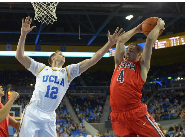 UCLA falls short to No.1 Arizona