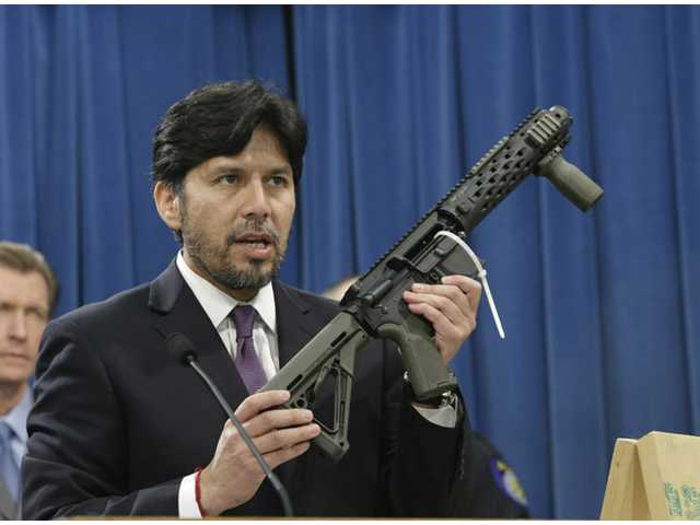 California bill seeks to regulate homemade guns