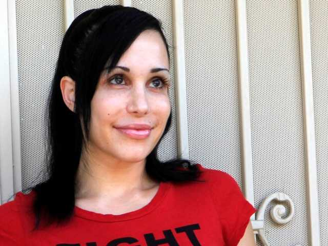 'Octomom' charged with welfare fraud in California