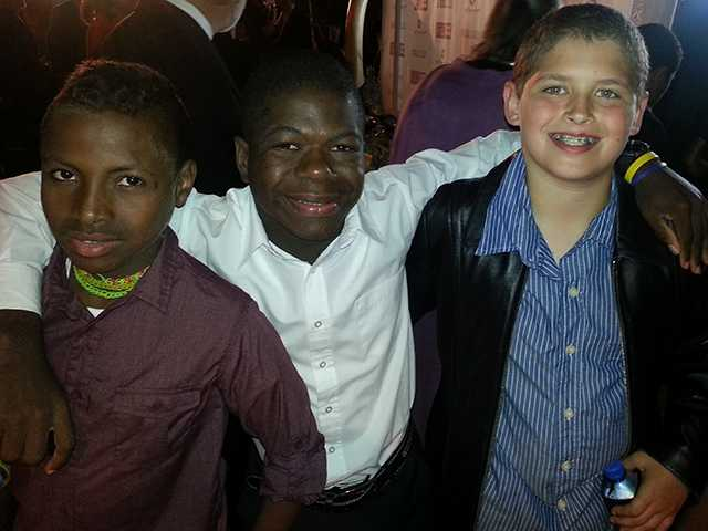 Dominick and the Boys from Africa