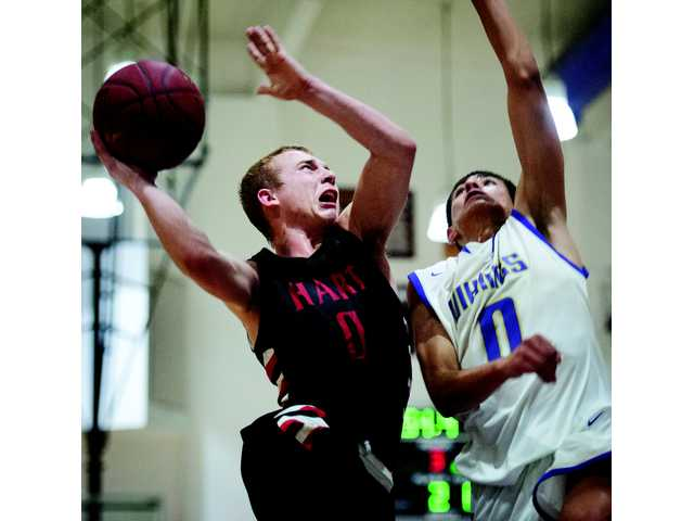 Hart hoops bests Valencia