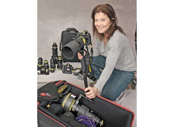 Saugus resident to photograph Olympics