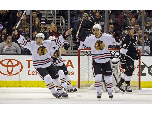 Kings can't overcome Chicago