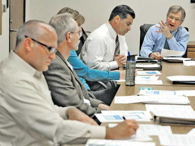 SCV Water Committee imposes non-voluntary water conservation plan