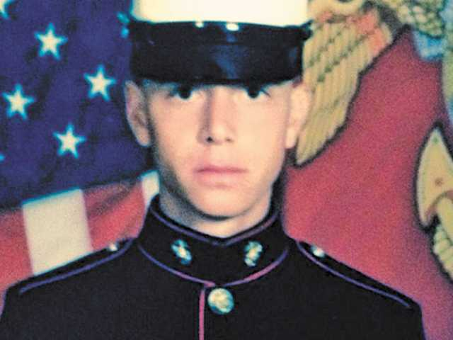 Valencia grad becomes a Marine