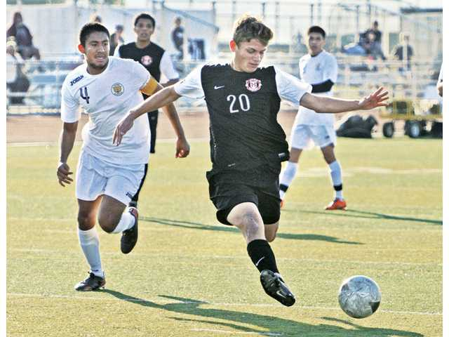 Hart soccer packs its punches
