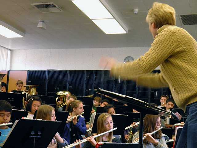 Placerita Advanced Band Receives Highest Honors