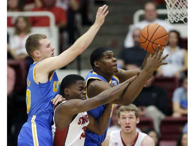 Stanford beats No. 23 UCLA 83-74