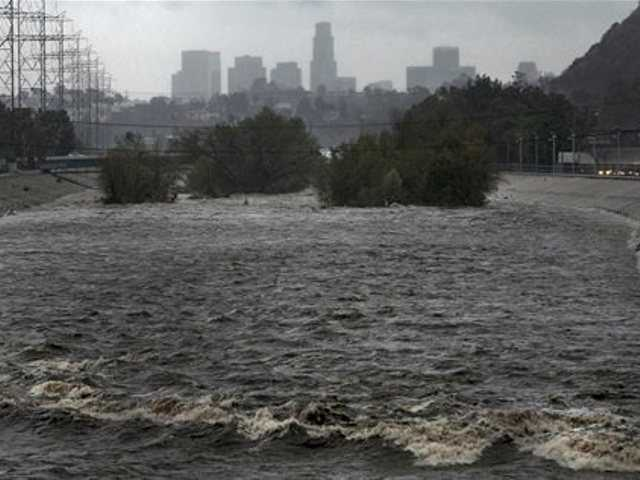California soaked but little drought help, damage