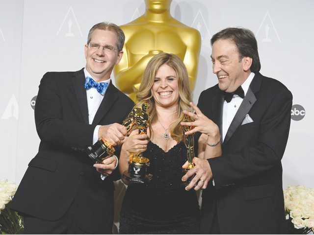CalArts grad wins Oscar for