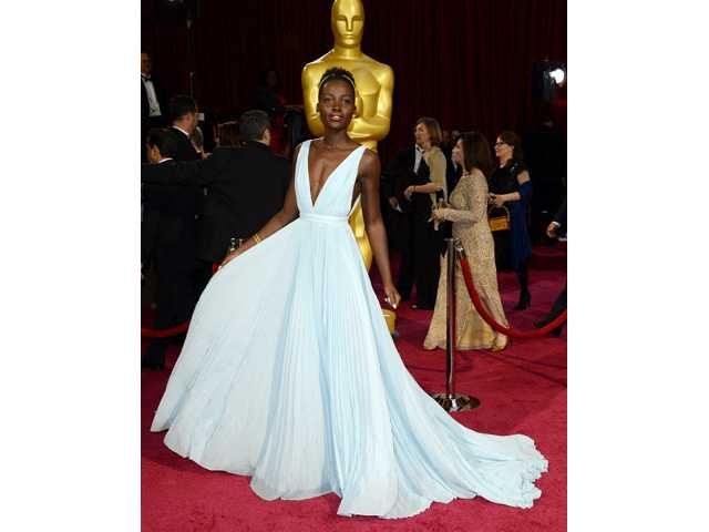 Fashion at the Oscars