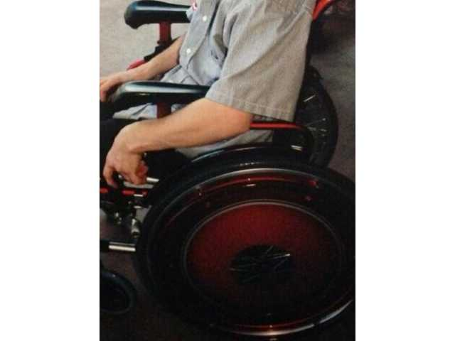 Custom wheelchair sought following Canyon Country burglary