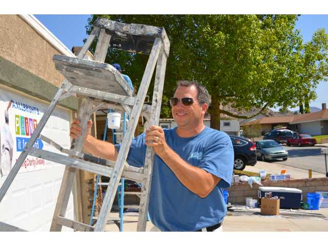 Paint it Forward Charity Event Looking for Needy Houses or Nonprofits