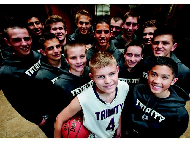Beau Howell: Trinity hoops' major inspiration
