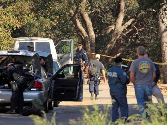 Los Angeles police arrest man in severed head case