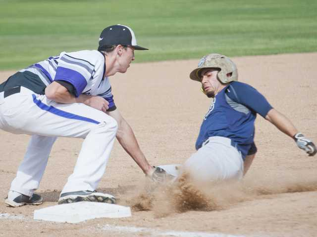 Valencia baseball leans on its pitching for win