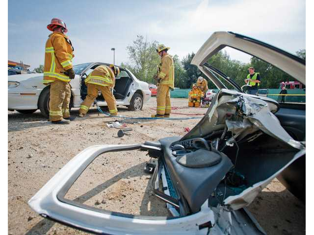 Emergency Expo offers SCV residents advice