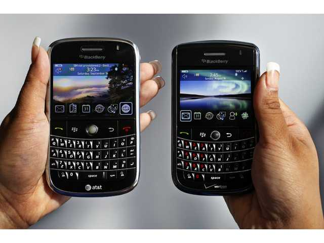 BlackBerry wins ruling against iPhone keyboard