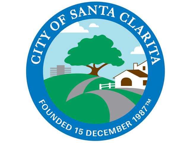Santa Clarita seal appears on City Council materials