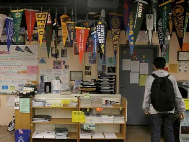 College-readiness not keeping up in California