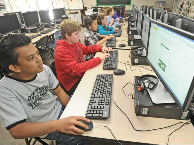 New standardized tests prompt school districts to update technology