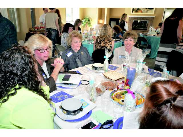 Jewish synagogues celebrate Passover