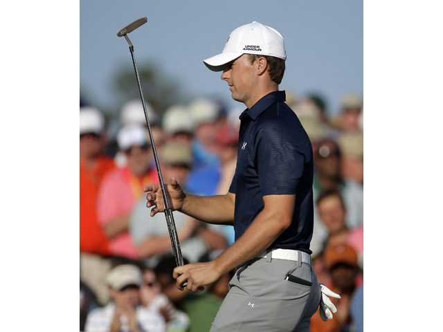 Vince at the Masters: This Spieth kid is a natural