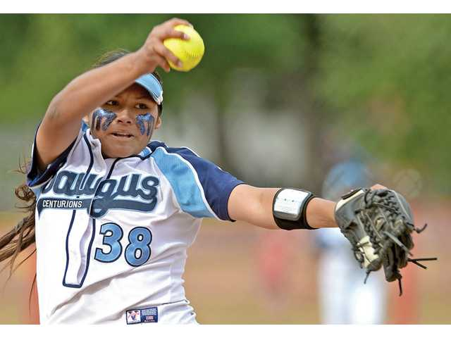 Saugus softball picks up where it left off