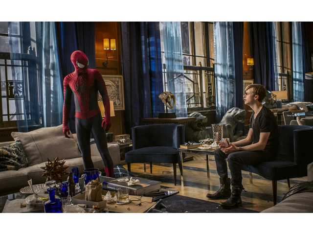 'Spider-Man 2' ropes in $92 million opening
