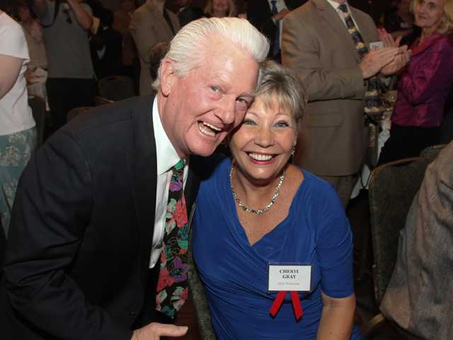 Lively, Gray named 2014 Man and Woman of the Year