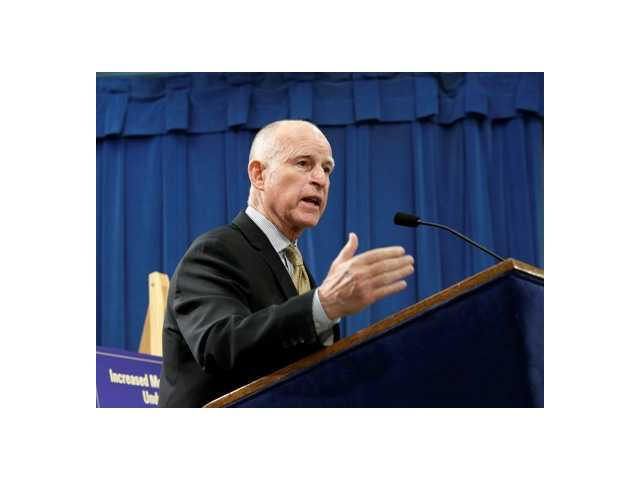 California governor releases $107 billion budget