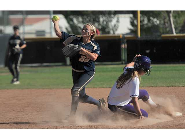 West Ranch softball makes it a third straight title