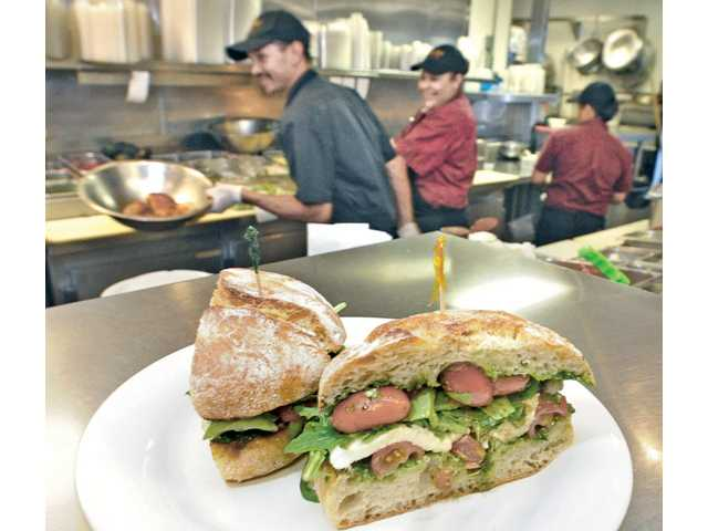 SCV grill adapts to veggie customer base