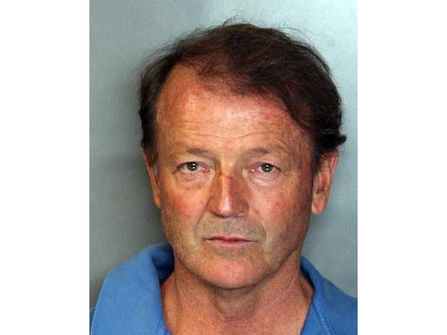 California fire chief arrested in stabbing death
