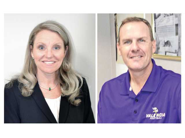 New principals named at two Hart district junior high schools