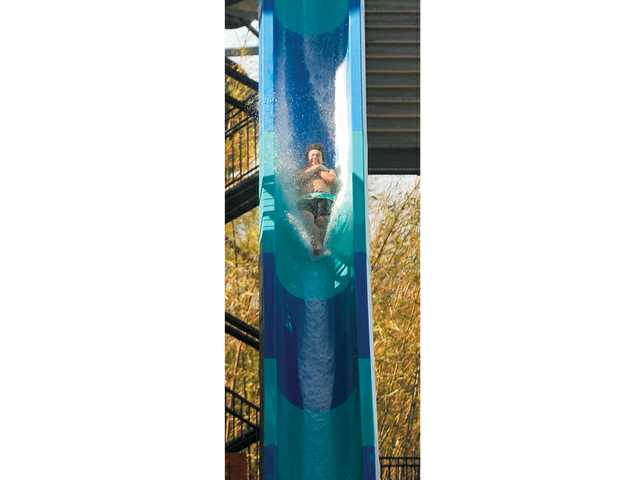 New thrill splashes into SCV