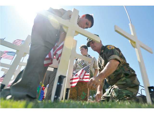 SCV pays tribute on Memorial Day