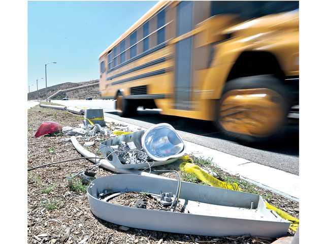 UPDATE: Teens in SCV weekend collision recovering