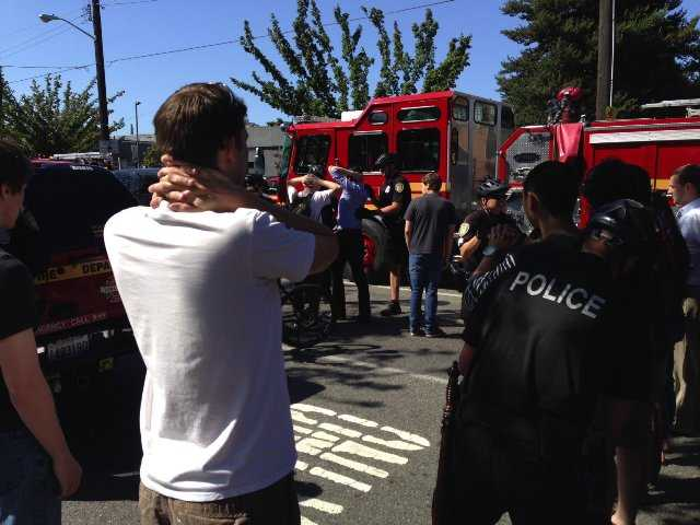 Seattle police: 4 victims in university shooting