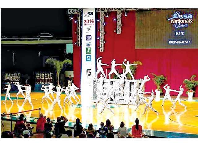 Hart Dance Team to perform on 'America's Got Talent'